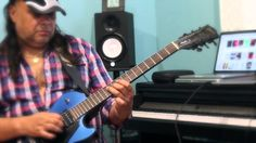 White roses guitar cover by Mike Luganski and Andrew Mazyrka