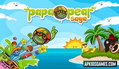 Papa Pear Saga Cheat features:  •Version: 1.2.1 •Size: 35 MB •Required android: 2.3 and up •Unlimited life •Pearfect graphics that will have you bouncing for joy •Easy and fun to play, but a challenge to fully master •Over 100 amazing levels •Leaderboards for you and your friends •Items to unlock by completing levels •Boosters and Power ups to help with those challenging levels •Seamless synchronization with the Facebook version