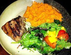 Sweet Potatoes - Yummy side dish!  #paleodiet #healthy