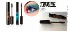 """Belle & MakeUp la linea de cosmética de Eroski. Recientemente ha lazado """"Mascarade"""" una colección de mascaras de pestañas en edición limitada, ofreciendo la opción para todos los gustos. Desde las mujeres que buscan una mirada mas seductora hasta las que buscan una mirada mas femenina, mas natural. #makeup #maquillaje #bellemakeup #eroski #mascarasdepestaña #mimundodecolor"""