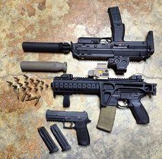 pistol, guns, weapons, self defense, protection, carbine, AR-15, 2nd amendment, America, firearms, munitions #guns #weapons