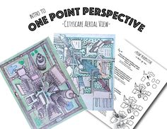 This is a FREE middle school/ high school art lesson plan on one point perspective and values. The .zip file download contains a lesson plan, rubric, handout, student examples and Prezi presentation on 1-point perspective and MC Escher's artwork. Enjoy and don't forget to leave feedback!