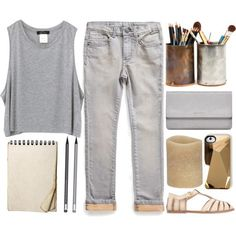 outfit fashion girl pretty polyvore cute style