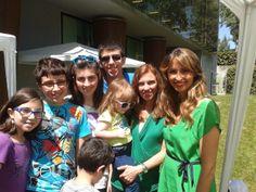 Benedetta Parodi al MammacheBlog Social Family Day 2014
