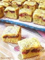 Prajitura-cu-prune-si-mac-11 I Foods, French Toast, Deserts, Mac, Breakfast, Breakfast Cafe, Dessert, Desserts, Poppy