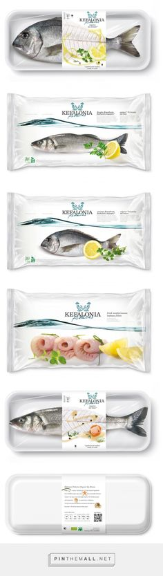 Kefalonia fisheries, organic sea bream by mousegraphics