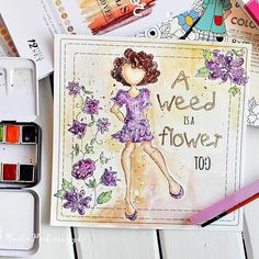 Pre-release coloring books are now available for pre-order . Prima Watercolor, Watercolor Ideas, Prima Paper Dolls, Doll Drawing, Prima Marketing, Valley Of The Dolls, Scrapbooking, Beautiful Drawings, Making Ideas