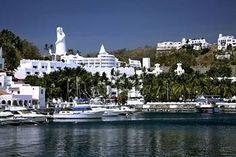 "Las Hadas Mozanillo Mexico Resort where the movie "" Ten"" was filmed"