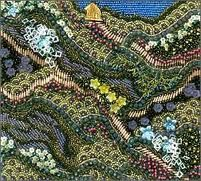 robin atkins beaded embroidery - Google Search