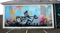 Iljin street art