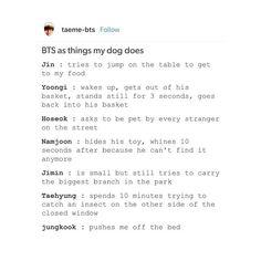 That's the cutest scenario I've ever read :') | BTS