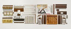 Un piano —décompte des composants: 1842 | 14 dissections d'objets technologiques…