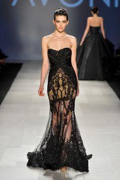 Pavoni Toronto Fashion Week Fall 2013 - FLARE