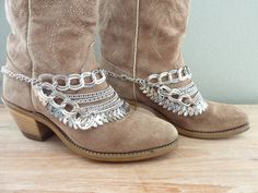 Boot Bracelet. Boot Jewelry. Cowboy Boot Bling. by simplyuboutique