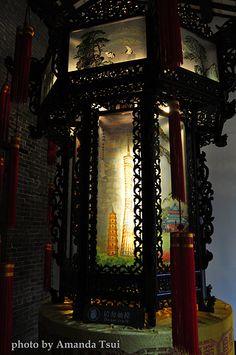 Guangzhou Temple Fair Lantern Festival.