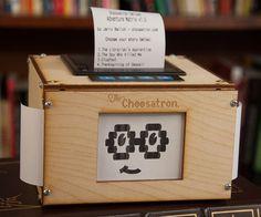 Choosatron - Choose Your Own Adventure Arcade | DudeIWantThat.com
