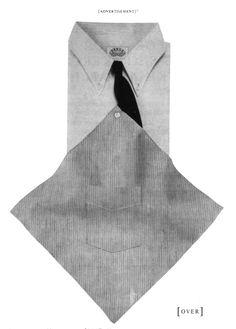 The Eagle Shirtkerchief - bonkers but brilliant interactive campaign