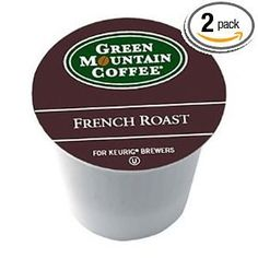Green Mountain Coffee French Roast for Keurig Brewers, 24-Count K-Cups (Pack of 2) - http://thecoffeepod.biz/green-mountain-coffee-french-roast-for-keurig-brewers-24-count-k-cups-pack-of-2/
