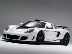 Gemballa Mirage Porsche 980 Carrera GT Carbon Edition