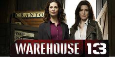 "H.G and Myka ""Warehouse 13"""