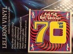 And The Beat Goes On Double 70's Compilation LP STAR2338 Pop Disco Funk Soul Music:Records:Albums/ LPs:Pop:1970s