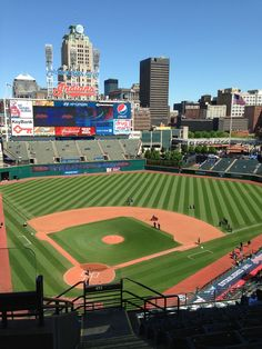 Take in America's favorite pastime with the Cleveland Indians. Located downtown, Progressive Field and the Indians will provide you with all the peanuts, cheering and baseball you could want. The excitement begins again in the 2014 season!