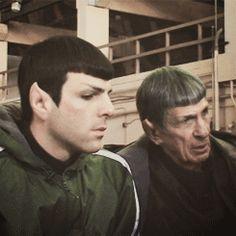 The Spocks (gif)