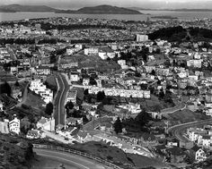 Brett Weston San Francisco Series | conundrum