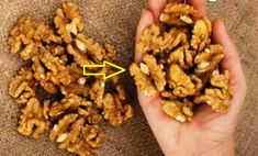 Do you know what walnuts can do for you? Eat 5 Walnuts And Wait 4 Hours: This Is What Will Happen To You! Health And Nutrition, Health Fitness, Burn Belly Fat Fast, World Recipes, Cholesterol, Omega 3, Health And Beauty, Dog Food Recipes, Oreo