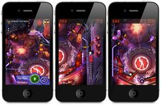 AC/DC Pinball Rocks HD for iPhone and iPad