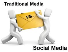 Social media and traditional marketing combination maximizes exposure, opportunities For businesses, marketing strategy if digital or traditional it's not 'either', 'or' scenario. Both Social media marketing and traditional marketing has its advantages, disadvantages http://bit.ly/1rSB0Mv  Image Source: http://bit.ly/1zXd35M