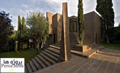 Family House at the Empordà, Ricardo Bofill Taller de Arquitectura -Housing - Planning - Catalan architect Old Country Houses, Old Farm Houses, Barcelona Pavilion, Ricardo Bofill, Living In Europe, Spanish House, Interior Design Studio, Art And Architecture, Pergola
