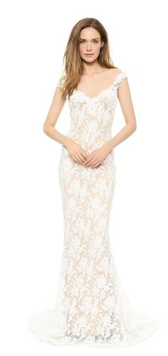 lovely lace - 25% off with code: BIGEVENT15 -- Click through for details. http://www.theperfectpalette.com/2015/03/bridal-looks-to-love-designer-wedding.html