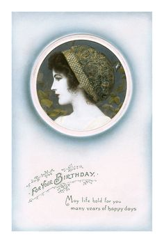 All sizes | Birthday postcard | Flickr - Photo Sharing!