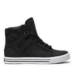 Skytop Black/White