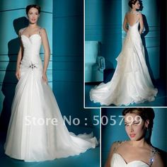 Free-shipping-cost-W017-Demetrios-2012-Wholesale-romantic-sweetheart-sexy-open-back-wedding-dress