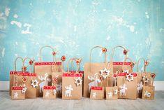Netradiční adventní kalendář - Happy Baby