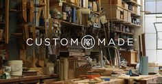 Custom furniture, home decor, and unique jewelry made for you by the most talented makers in the world | CustomMade