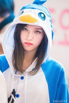#mina #twice #penguin #angrypenguin #YeouidoIFCMallFansign 161204