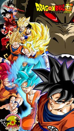 Goku DBSI WP by AdeBa3388