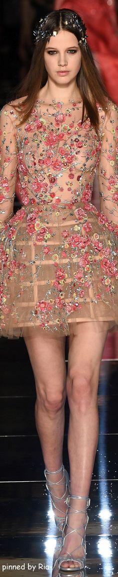 Zurhair Murad Spring 2016 Couture l Ria jαɢlαdy