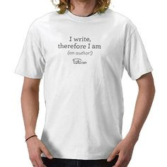 Author t-shirt designed by one of Lulu's very own authors. Get yours today.
