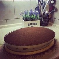Radůzy Recepty.com - PEČIVO & DOMÁCÍ PEKÁRNA - Nejlepší vánočka na světě Garden Pots, Tiramisu, Tray, Mascarpone, Garden Planters, Trays, Tiramisu Cake, Board