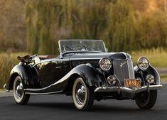 1936 Jensen-Ford Tourer - (Ford Motor Company, Dearborn, Michigan 1903-present)