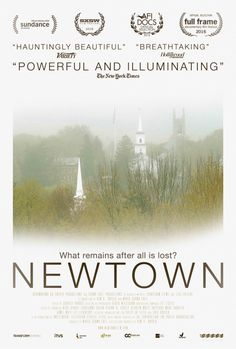 """""""Newtown"""", de Kim A. Snyder - Documentário sobre os sobreviventes e os parentes das vítimas do ataque a tiros na escola de Sandy Hook, em Newtown, nos EUA. #52FilmsByWomen"""