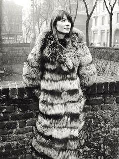 Original Street Style Star: Francoise Hardy - 1960s: