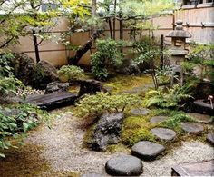 Japanese Garden Designs For Small Spaces Parchitectural
