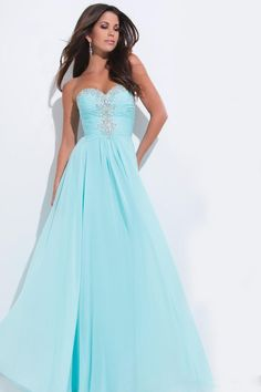 Wholesale - New Sweetheart Crystal Beaded A-Line Prom Bridesmaid Dresses Sleeveless Floor Length Chiffon Folds Graduation Evening Gown Online with $104.72/Piece on Weddingmall1989's Store | DHgate.com