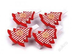 Dekorační kolíček 6x47 mm vánoční stromek (5784248567) - Aukro - největší obchodní portál