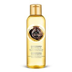 Chocomania Beautifying Oil - New! Beautifying Oils  I just bought this! Dries on the skin great! No oily feeling at all! I also put it in my hair after I wash it at night, rinse it out the next morning. My hair is shiny and soft! I LOVE THIS!